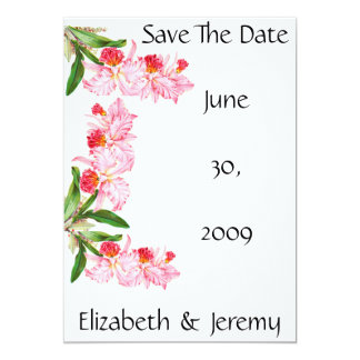 Save The Date 1in Card