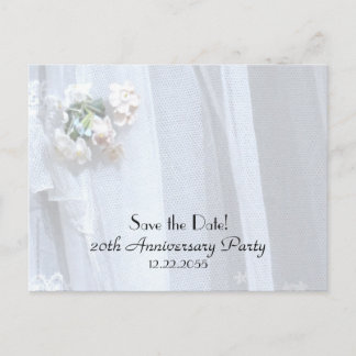 Save the Date 20th Anniversary Announcement