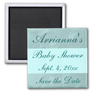 """Save the Date"" Baby Shower Magnet"