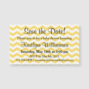 baby shower reminder gifts on zazzle