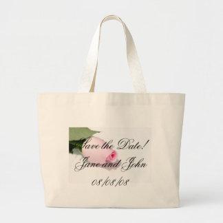 Save the Date! Bag Customizable Names etc