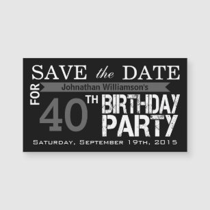 save the date reminder gifts on zazzle