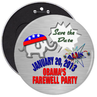 Save the Date Buttons