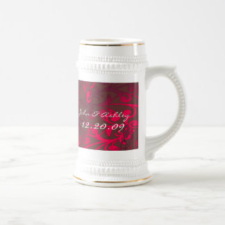 Save the Date Buttons,Stickers and Magnet Beer Stein