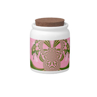 Save The Date Candy Jar