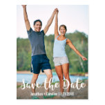 Save The Date Card | Fun, Modern, Casual, Photo at Zazzle