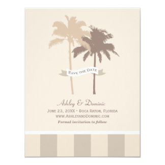 """Save the Date Card 