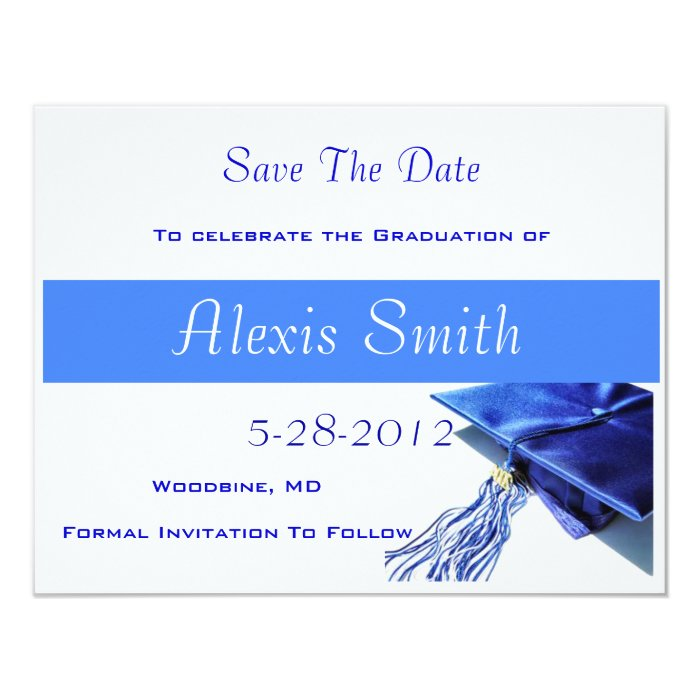 Save The Date Invite for awesome invitations layout