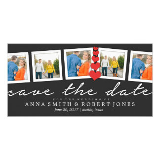 Save the Date Collage | WEDDINGS Card