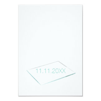 Save the Date Concert Chic Vip Invitation
