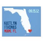 Save the Date - Customizable - Florida Invites