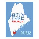 Save the Date - Customizable - Maine Invite