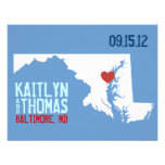 Save the Date - Customizable - Maryland / D.C. Announcements