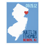 Save the Date - Customizable - New Jersey Custom Announcements