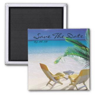Save The Date Destination Las Vegas Wedding Magnets