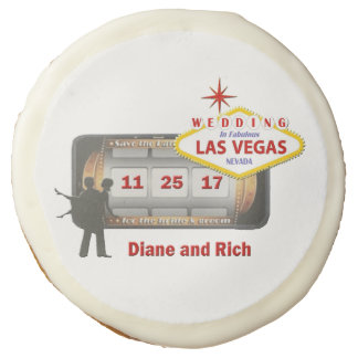 Save the Date  Diane and Rich Cookies