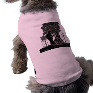 Save the Date Dog Tshirt