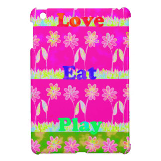 Save the date Eat Love and PLay.png iPad Mini Cover