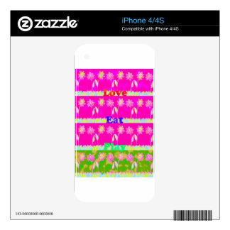 Save the date Eat Love and PLay.png iPhone 4S Skin