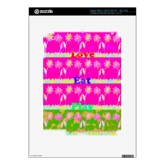Save the date Eat Love and PLay.png Skin For iPad 3