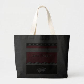 Save the Date Flower Hearts Tote Bag