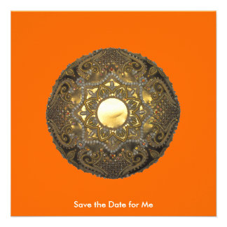 Save the Date for Me Personalized Invitation