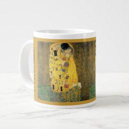 Save the Date for your Mate Klimt Jumbo Mug