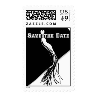 Save the Date Graduation Postage