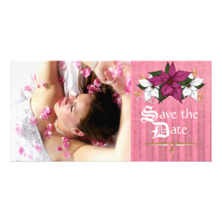 Save the Date Holiday Photo cards