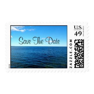 Save The Date HORIZON Postage