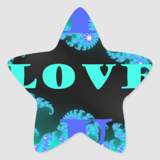Save The Date I Love You.png Star Sticker
