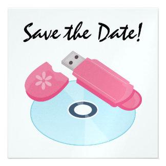 Save the Date Invitations - SRF