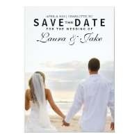 Save the Date Invite | Photo Save