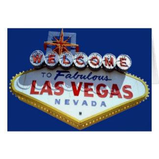 Save the Date Las Vegas Cards