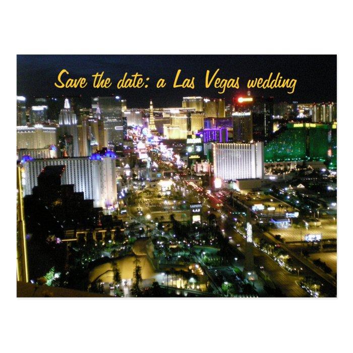 how to plan a las vegas wedding