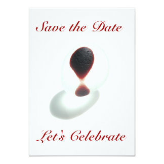 Save the Date, Let's Celebrate Card