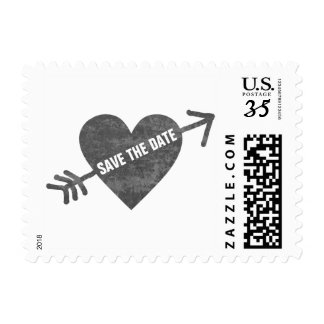 save the date love wedding postage