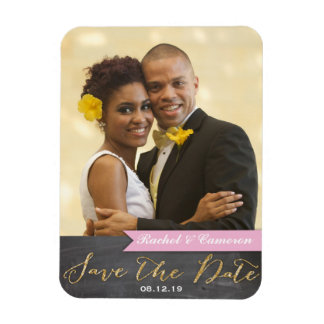 Save the Date Magnet | Snapshot Banner
