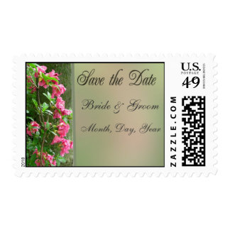 Save the Date Nature postage