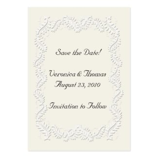 Save the Date Neutral by StarStock