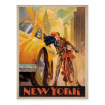 Save the Date | New York Minute Postcard