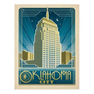 Save the Date | Oklahoma City, OK Postcard