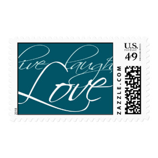 Save the Date or Wedding Postage Stamp