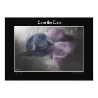 """Save the Date - Original art """"After the Wedding"""" Card"""
