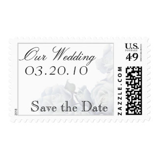 Save the Date - Our Wedding Postage Stamp