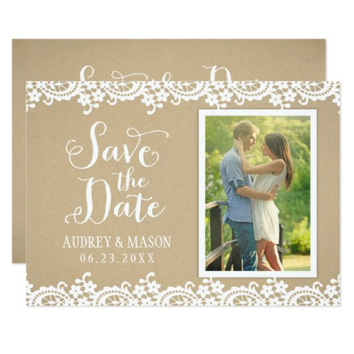 Photo Bar Mitzvah Save the Date Cards - 7 Top Trends