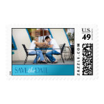 Save the Date Photo Medium Stamps