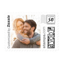 Save the Date Photo PhotoStamp by Stamps.com