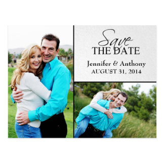 save the date photo postcards
