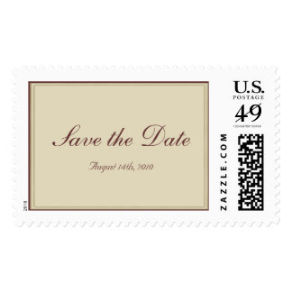 Save the Date Stamp